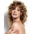 "Clip in hair extesions 20"" (50cm) - curly"