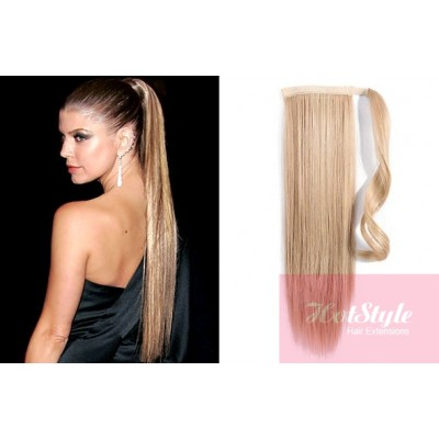 https://www.clip-hair-sale.co.uk/379-799-thickbox/clip-in-human-hair-ponytail-wrap-hair-extension-20-straight-natural-blonde.jpg