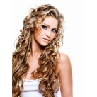 "Deluxe clip in curly hair extesions 20"" (50cm)"